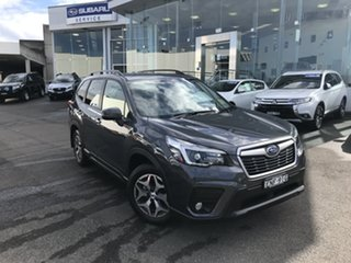 2021 Subaru Forester S5 MY21 2.5i CVT AWD Magnetite Grey 7 Speed Constant Variable Wagon.