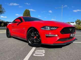 2020 Ford Mustang FN 2020MY GT Race Red 6 Speed Manual Fastback.