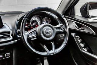 2018 Mazda 3 BN5236 SP25 SKYACTIV-MT Blue 6 Speed Manual Sedan