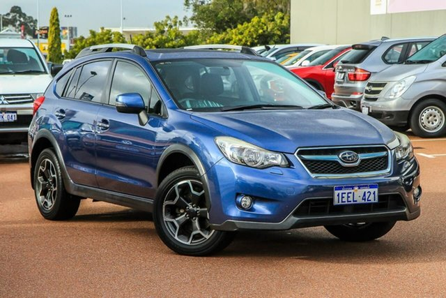 Used Subaru XV G4X MY13 2.0i-S Lineartronic AWD Cannington, 2013 Subaru XV G4X MY13 2.0i-S Lineartronic AWD Blue 6 Speed Constant Variable Wagon