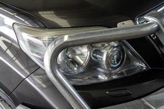 2012 Toyota Landcruiser Prado KDJ150R 11 Upgrade Kakadu (4x4) Graphite 5 Speed Sequential Auto Wagon