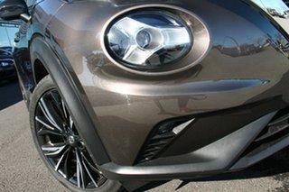2021 Nissan Juke F16 Ti DCT 2WD Bronze 7 Speed Sports Automatic Dual Clutch Hatchback.