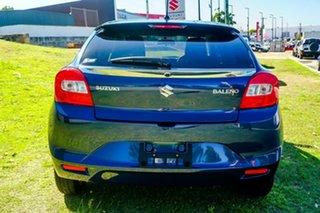 2021 Suzuki Baleno EW Series II GL Stargazing Blue 4 Speed Automatic Hatchback