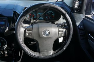 2015 Holden Colorado RG MY16 Z71 Crew Cab Grey 6 Speed Manual Utility