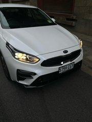 2021 Kia Cerato BD MY21 Sport+ Snow White Pearl 6 Speed Sports Automatic Sedan.
