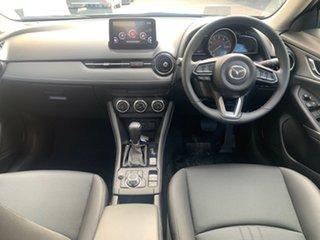 2021 Mazda CX-3 DK2W7A sTouring SKYACTIV-Drive FWD Machine Grey 6 Speed Sports Automatic Wagon
