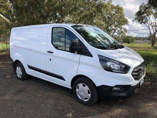 2019 Ford Transit Custom VN 2018.75MY 300S (Low Roof) White 6 Speed Manual Van.