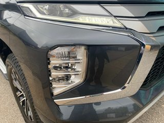 2020 Mitsubishi Pajero Sport QF MY21 GLS Graphite Grey 8 Speed Sports Automatic Wagon.