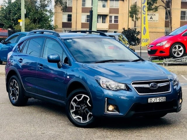 Used Subaru XV G4X MY16 2.0i-L Lineartronic AWD Liverpool, 2016 Subaru XV G4X MY16 2.0i-L Lineartronic AWD Blue 6 Speed Constant Variable Wagon