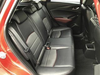 2016 Mazda CX-3 DK2W7A sTouring SKYACTIV-Drive Red 6 Speed Sports Automatic Wagon