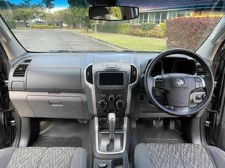 2013 Holden Colorado RG LX Grey 6 Speed Automatic Dual Cab
