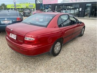 2001 Holden Commodore VX II Executive Red 4 Speed Automatic Sedan
