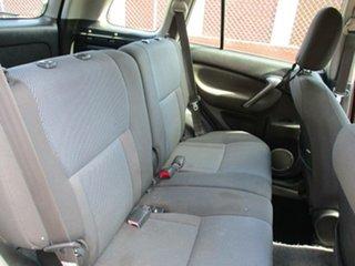 2005 Toyota RAV4 ACA23R CV Gold 4 Speed Automatic Wagon