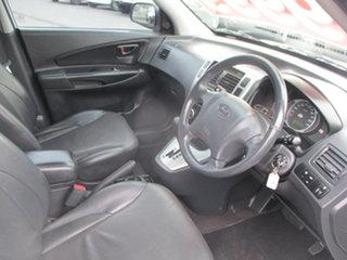 2008 Hyundai Tucson 08 Upgrade City Elite White 4 Speed Automatic Wagon