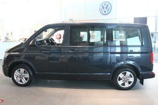 2021 Volkswagen Multivan T6.1 MY21 TDI340 SWB DSG Comfortline Premium Blue 7 Speed.