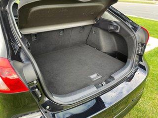 2013 Mitsubishi Lancer CJ MY14 LX Sportback Black 5 Speed Manual Hatchback