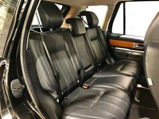 2011 Land Rover Range Rover Sport L320 11MY TDV6 Black 6 Speed Sports Automatic Wagon