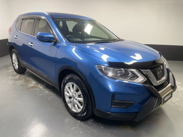 Used Nissan X-Trail T32 Series II ST X-tronic 2WD Hamilton, 2019 Nissan X-Trail T32 Series II ST X-tronic 2WD Marine Blue 7 Speed Constant Variable Wagon