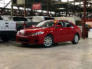 2011 Toyota Camry ACV40R Altise Red 5 Speed Automatic Sedan.