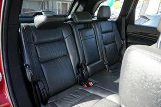 2012 Jeep Grand Cherokee WK MY2012 Laredo Deep Cherry Red 5 Speed Sports Automatic Wagon