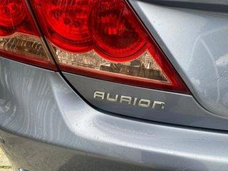 2008 Toyota Aurion GSV40R Touring Grey 6 Speed Sports Automatic Sedan