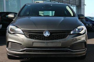 2018 Holden Astra BK MY18.5 R Grey 6 Speed Sports Automatic Hatchback