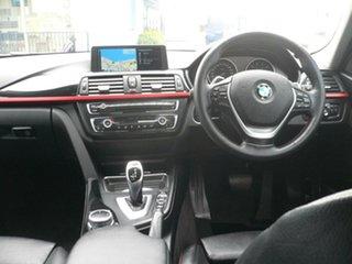 2014 BMW 3 Series F30 MY0814 328i High-Line Sport Line White 8 Speed Sports Automatic Sedan