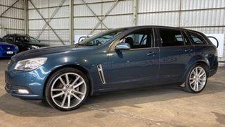 2013 Holden Commodore VF MY14 International Sportwagon Blue 6 Speed Sports Automatic Wagon.