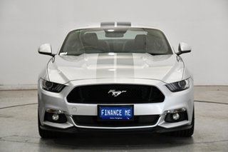 2017 Ford Mustang FM 2017MY GT Fastback Silver 6 Speed Manual Fastback.