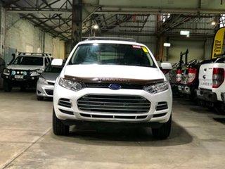 2014 Ford Territory SZ TX Seq Sport Shift White 6 Speed Sports Automatic Wagon.