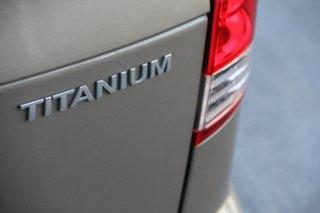2015 Ford Territory SZ MkII Titanium Seq Sport Shift Silver 6 Speed Sports Automatic Wagon