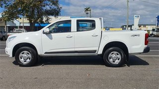 2016 Holden Colorado RG MY16 LS White 6 Speed Manual Utility.