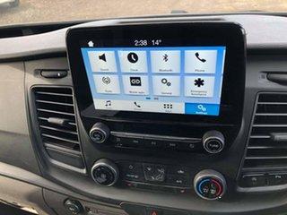 2019 Ford Transit Custom VN 2018.75MY 300S (Low Roof) White 6 Speed Manual Van