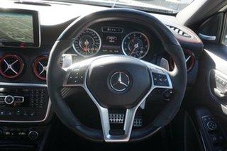 2014 Mercedes-Benz A-Class W176 A45 AMG SPEEDSHIFT DCT 4MATIC White 7 Speed