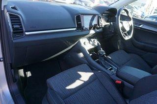 2020 Skoda Karoq NU MY21 110TSI FWD Silver 8 Speed Automatic Wagon