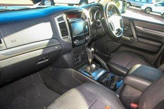 2018 Mitsubishi Pajero NX MY18 GLS Grey 5 Speed Sports Automatic Wagon