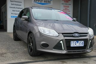 2011 Ford Focus LW Ambiente Grey 6 Speed Automatic Hatchback