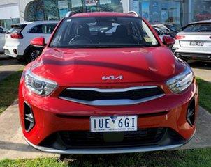 2021 Kia Stonic YB MY21 S FWD Signal Red 6 Speed Automatic Wagon.