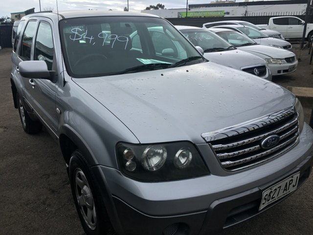 Used Ford Escape ZB XLS Blair Athol, 2006 Ford Escape ZB XLS 4 Speed Automatic SUV
