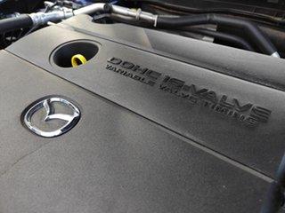 2010 Mazda 6 GH1052 MY10 Classic Blue 5 Speed Sports Automatic Sedan
