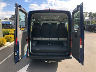2021 Volkswagen Crafter SY1 MY21 Minibus MWB 4MOTION TDI410 Blue 8 Speed Automatic Bus