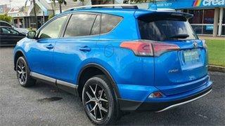 2015 Toyota RAV4 ASA44R MY14 GXL AWD Blue 6 Speed Sports Automatic Wagon