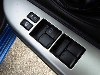 2016 Nissan Micra K13 MY15 TI Blue 4 Speed Automatic Hatchback
