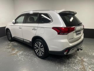 2018 Mitsubishi Outlander ZL MY19 Exceed AWD White 6 Speed Sports Automatic Wagon
