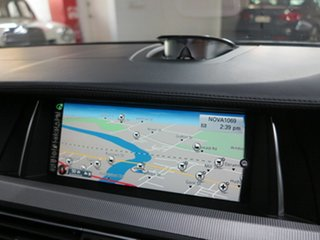 2016 BMW M5 F10 LCI M-DCT Black 7 Speed Sports Automatic Dual Clutch Sedan