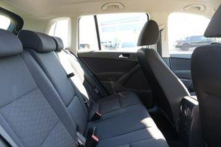2015 Volkswagen Tiguan 5N MY16 118TSI DSG 2WD White 6 Speed Sports Automatic Dual Clutch Wagon