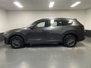 2019 Mazda CX-8 KG2W2A Sport SKYACTIV-Drive FWD Grey 6 Speed Sports Automatic Wagon