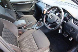 2017 Skoda Octavia NE MY18 RS DSG 169TSI Black 6 Speed Sports Automatic Dual Clutch Wagon