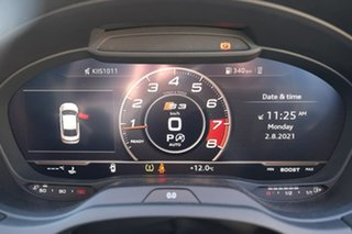 2018 Audi S3 8V MY18 Limited Edition S Tronic Quattro Grey 7 Speed Sports Automatic Dual Clutch