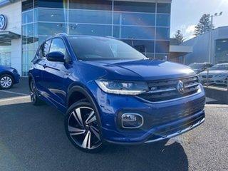 2021 Volkswagen T-Cross C1 MY21 85TSI DSG FWD Style Reef Blue Metallic 7 Speed.